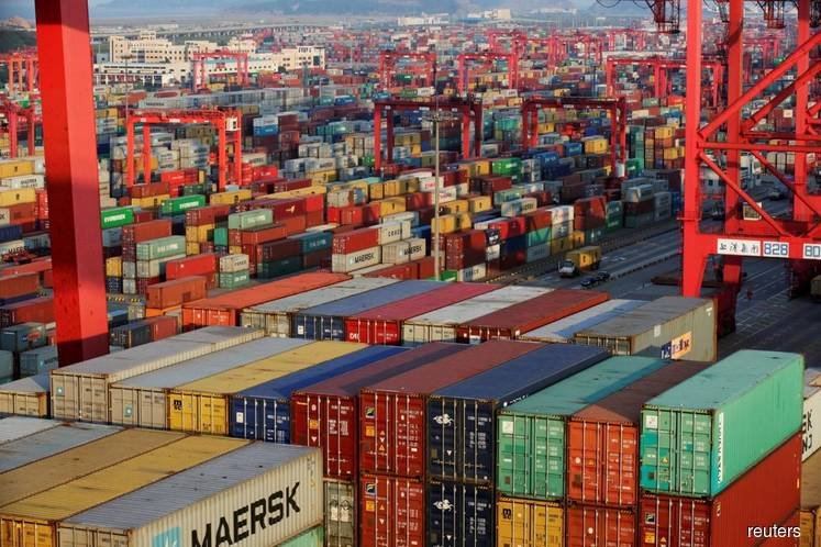 Chinese government expert sees trade tensions lasting until 2035