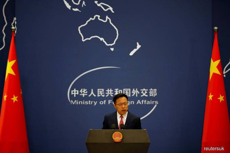China urges foreign countries to stop interfering in Hong Kong