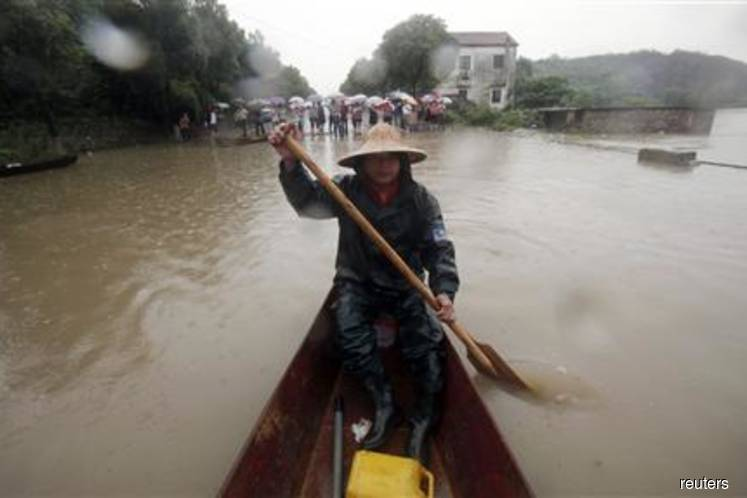 Flood affects over 1.42 mil people in East China province