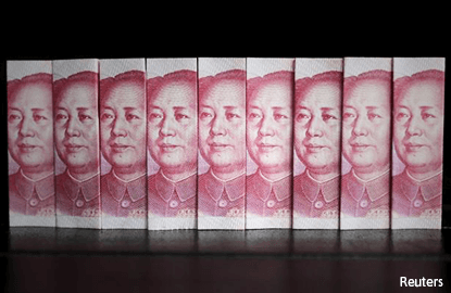 China's yuan outflows plummet, showing capital controls pay off