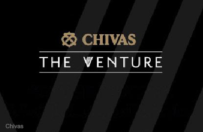Chivas' The Venture debuts in Malaysia