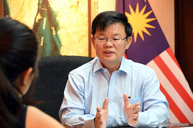 Penang South Reclamation project gets Putrajaya's green light