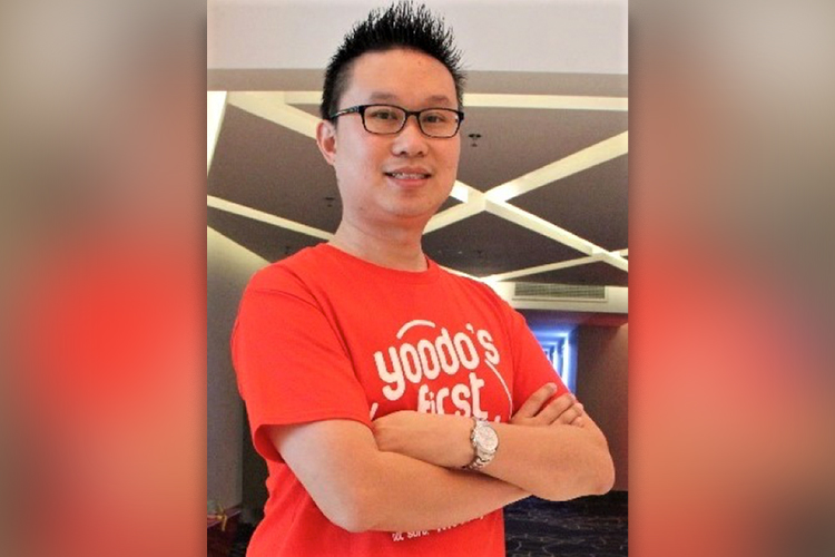 Celcom Axiata names Chow Tuck Mun as new head of Yoodo