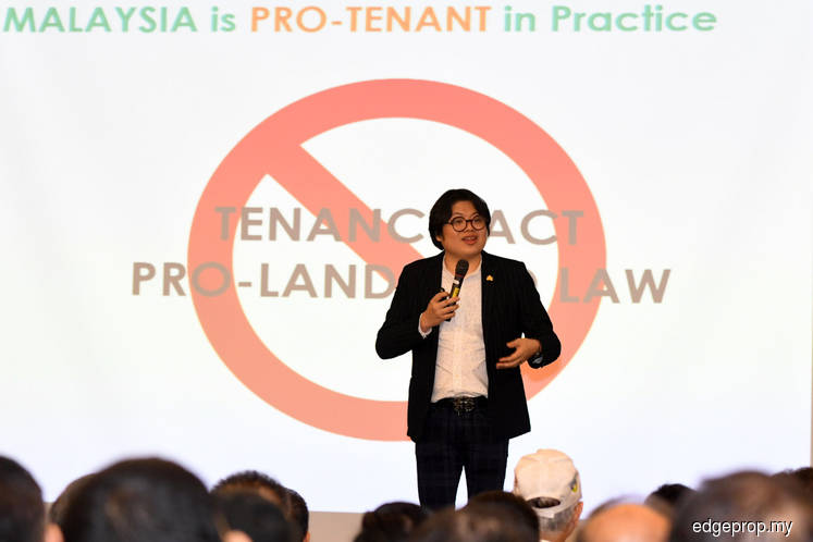 Set up landlord association for greater protection of rights