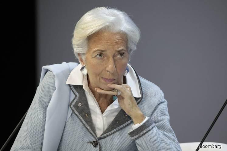 IMF says Lagarde submits resignation effective Sept 12