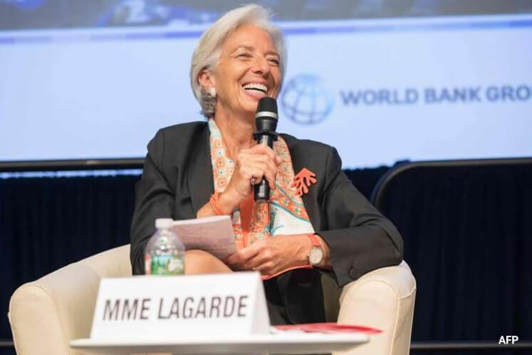IMF's Lagarde warns U.S.-China tariffs to slash global growth in 2020