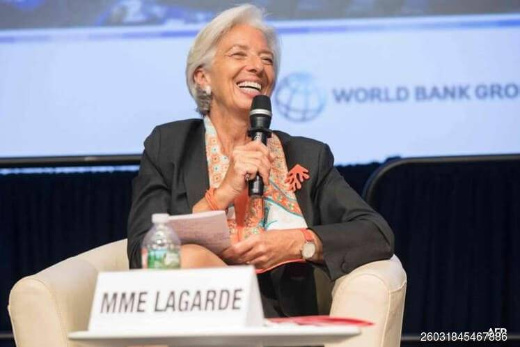 Lagarde says trade must be fixed without tit-for-tat tariffs
