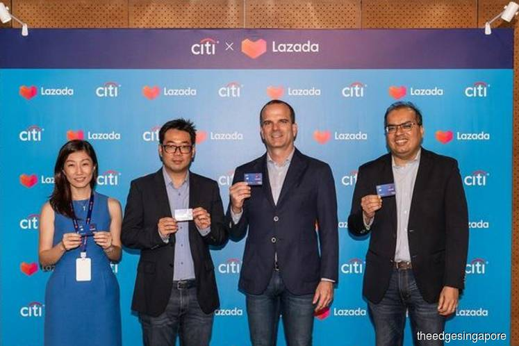 Citi, Lazada launch co-branded credit card targeted at millennial consumers