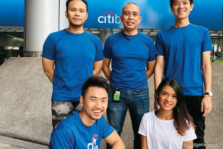 Seasoned Citibank team raring to go