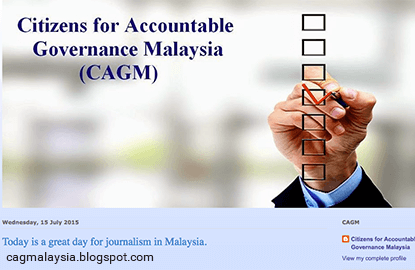 AMMB investigating Citizens for Accountable Governance Malaysia hoax, may take legal action