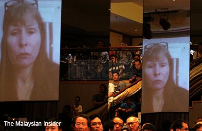 Annoying Najib not good enough reason to extradite me, says Sarawak Report founder