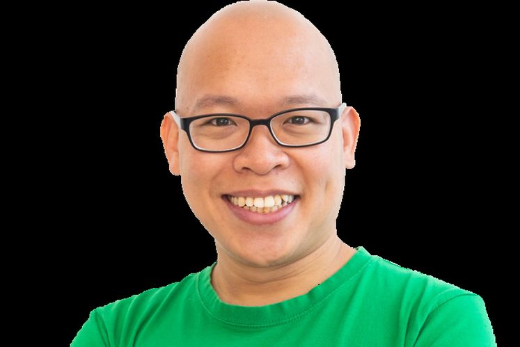 Clarence Leong, co-founder of EasyParcel and Pgeon