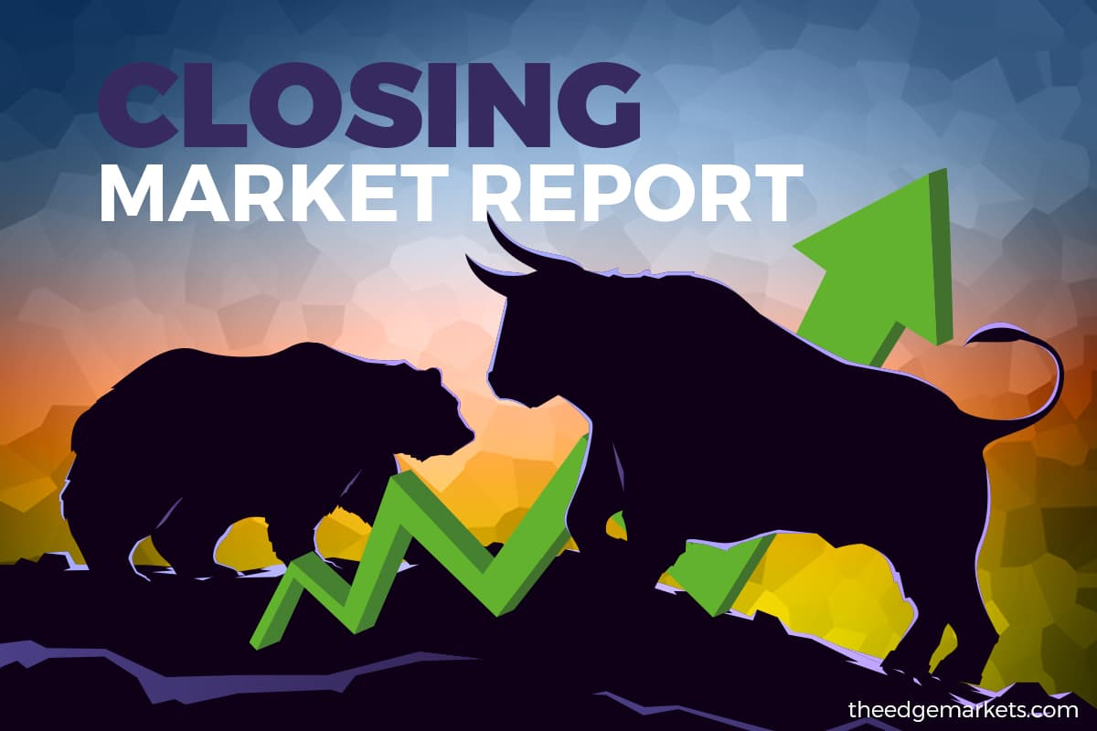KLCI closes 0.16% higher, in line with gains on Wall Steet and regional markets