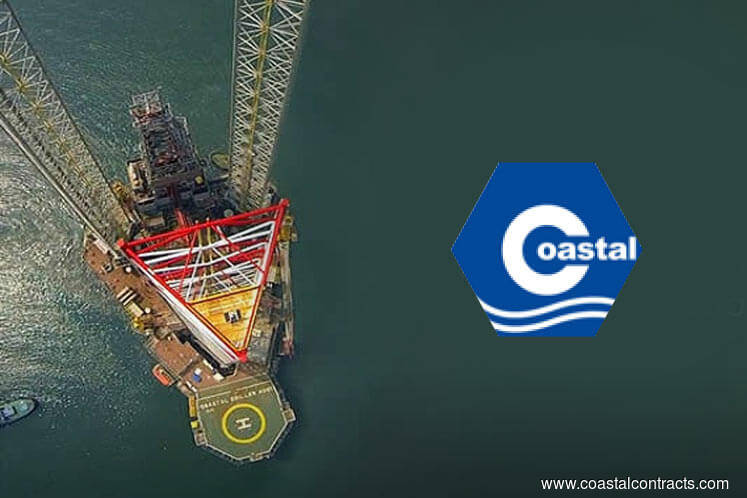 Coastal Contracts up 3.45% on positive technicals