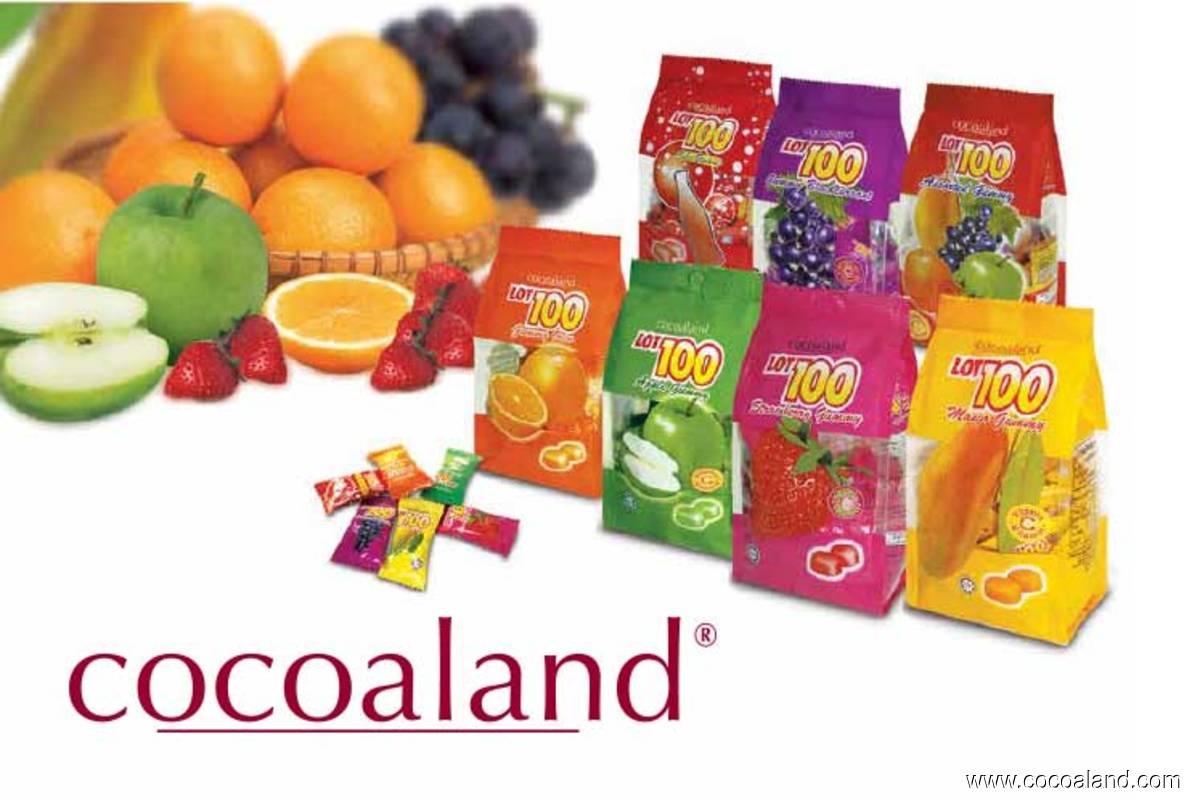 Cocoaland rises 1.5% following first interim dividend despite quarterly profit drop