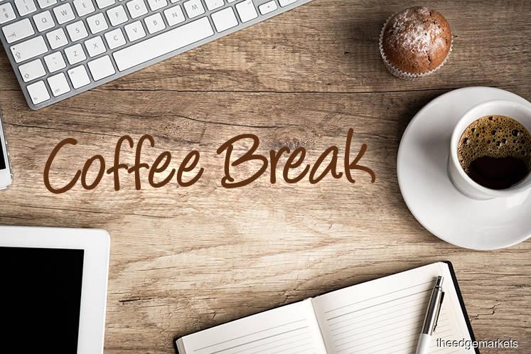 Coffee Break: Finding cheer amid the gloom