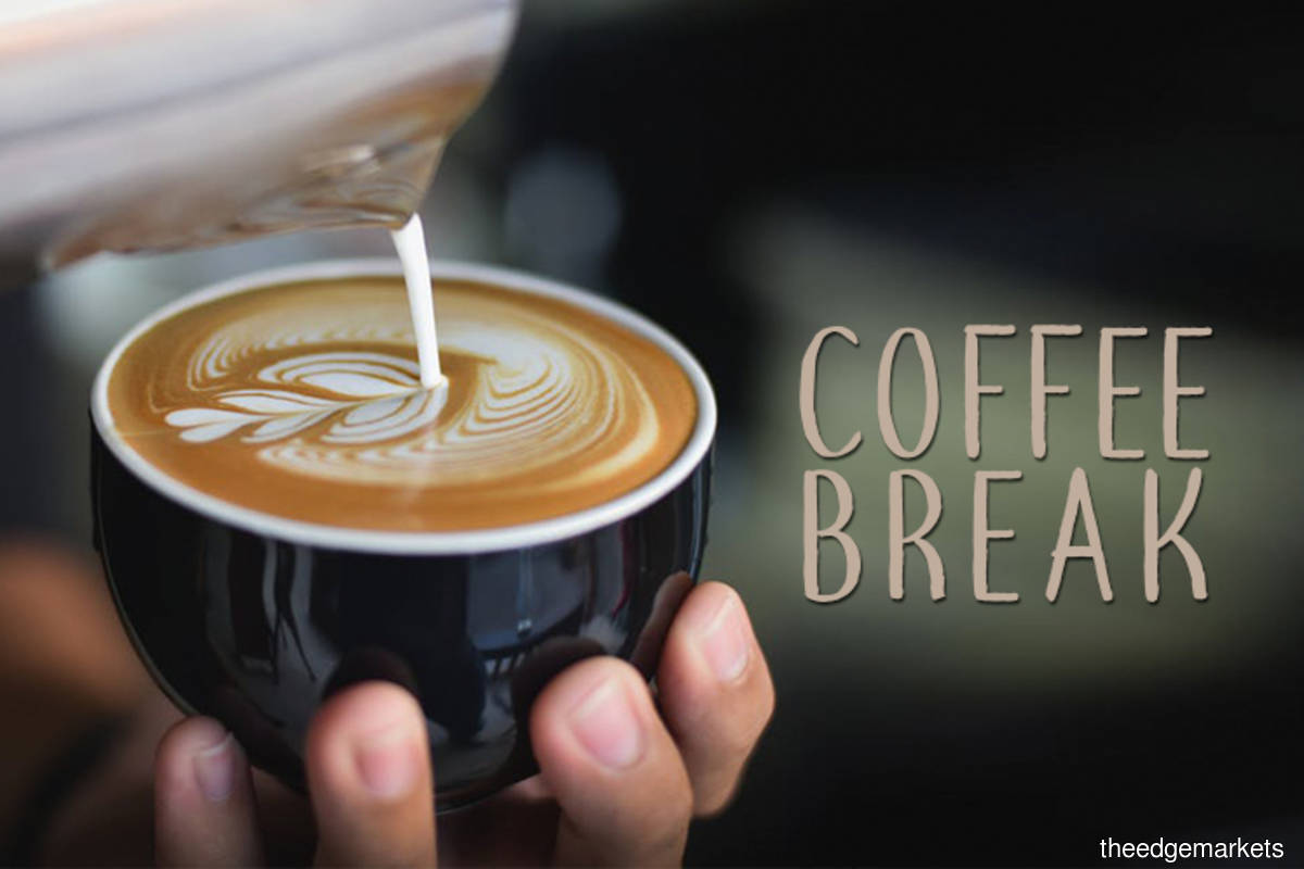 Coffee Break: A journey of self-discovery without leaving home