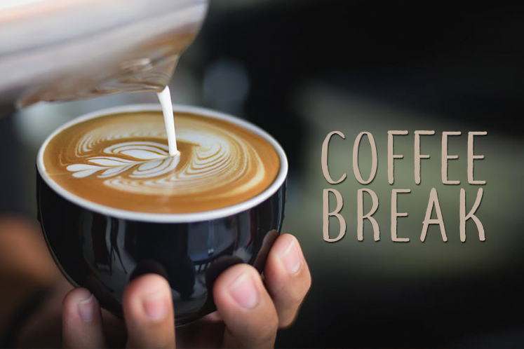 Coffee Break: When the roles are reversed