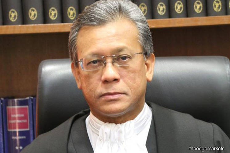 Judge discharges himself from OBYU, Najib, Rosmah, Umno, Global Royalty forfeiture case
