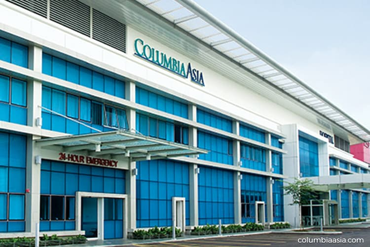 Columbia Pacific said to mull US$2b Asia hospital sale