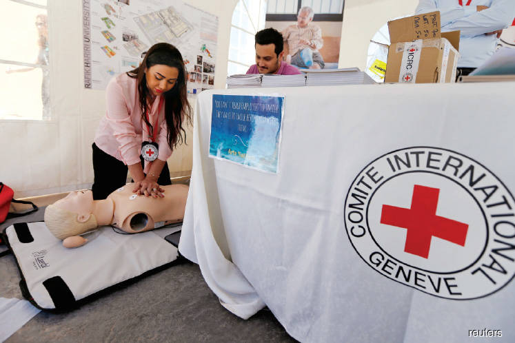 Responsible Investing: Red Cross launches humanitarian impact bond