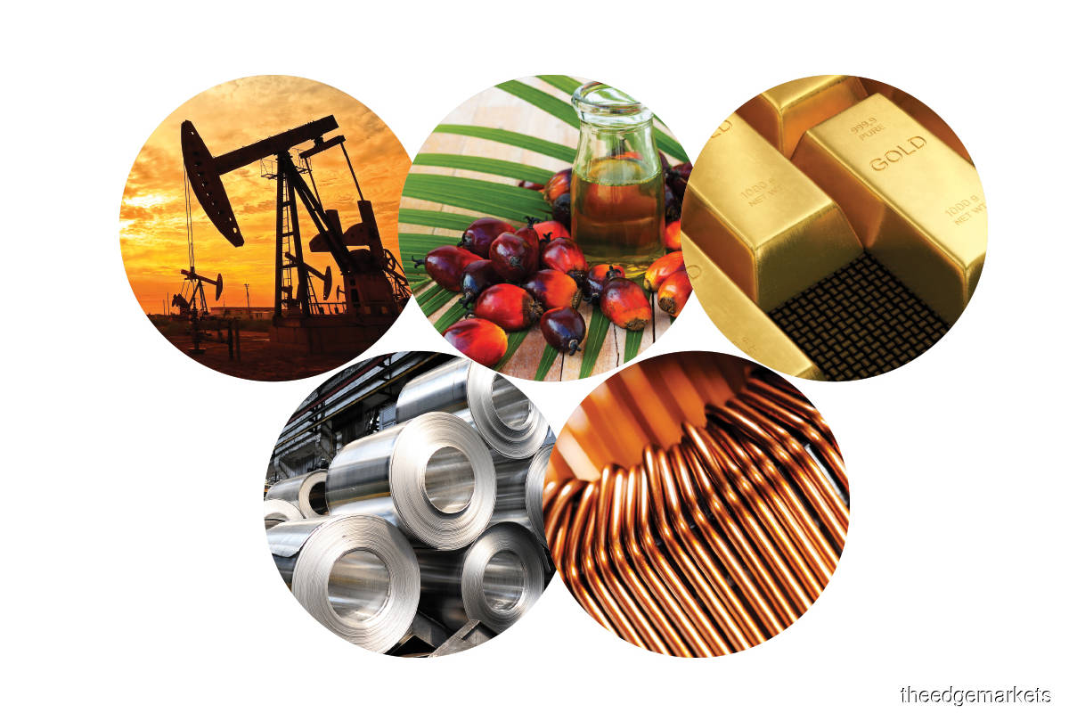Commodities: The party doesn't stop for commodities in 2021