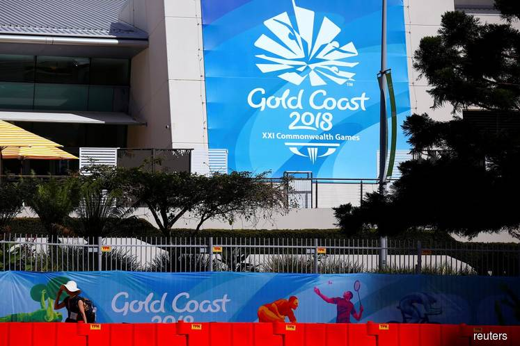 Malaysia wins first gold at 2018 Commonwealth Games