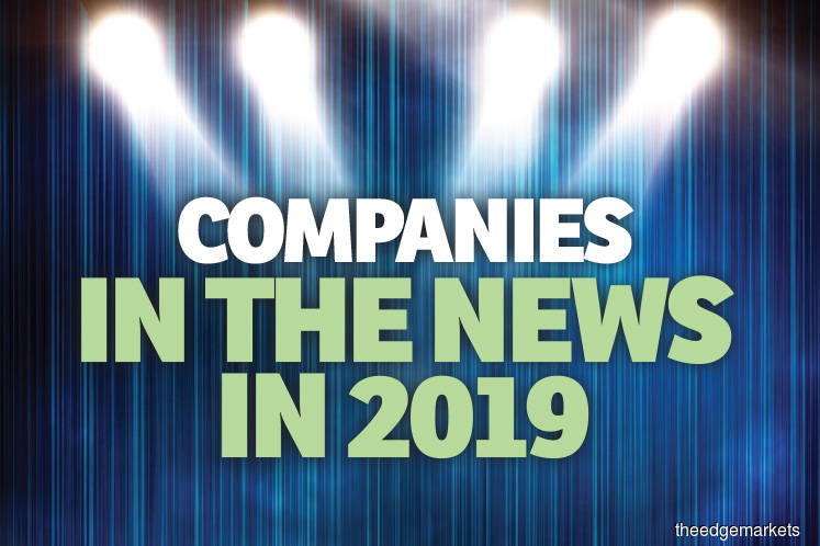 Companies in the News in 2019