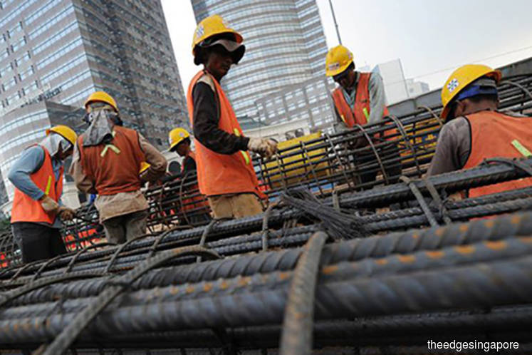Singapore keeps building until the buyers come
