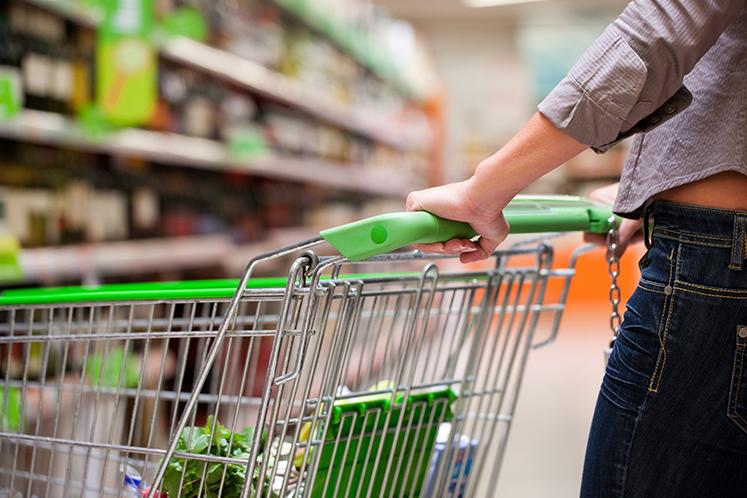 Consumer stocks up, reversing yesterday's selldown