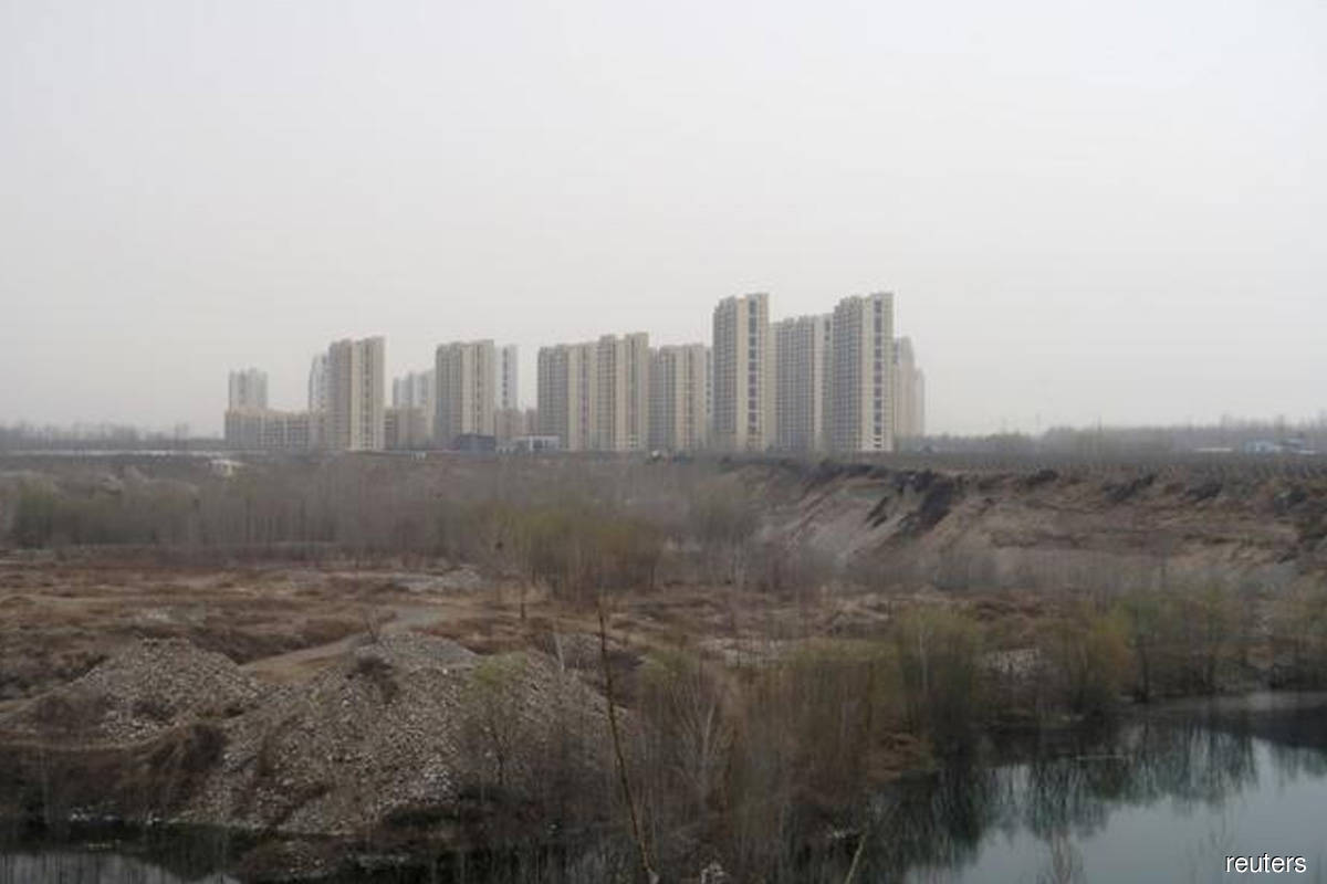 China's new home prices stalled in September, first time since February 2020