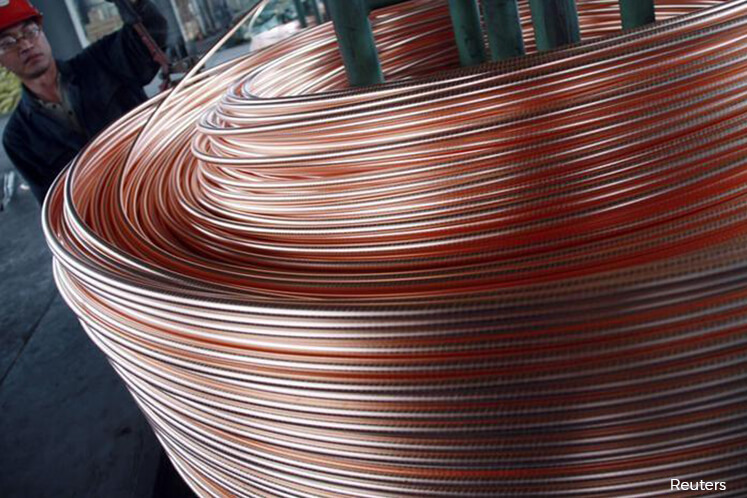 Shanghai copper hits 2-year low as demand fear grows
