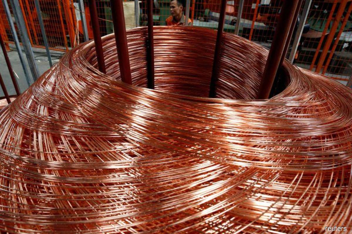Copper rebounds on bargain hunting and US jobs data