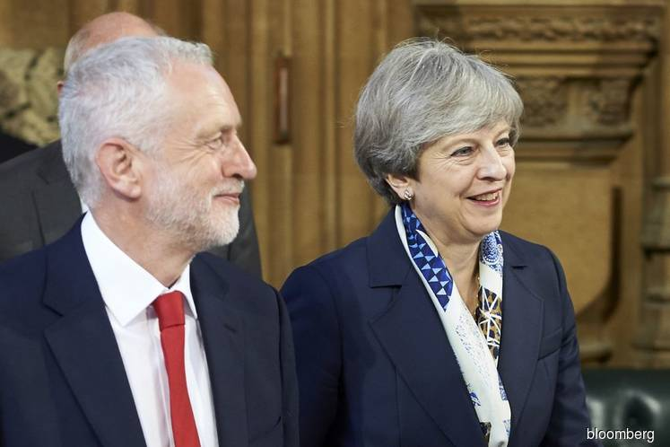 Voters punish May and Corbyn amid Brexit chaos
