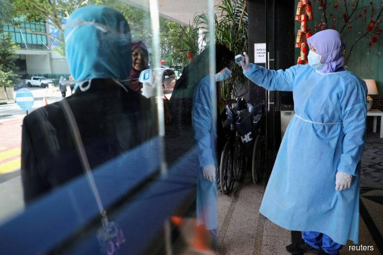 Health ministry no longer facing PPE shortage