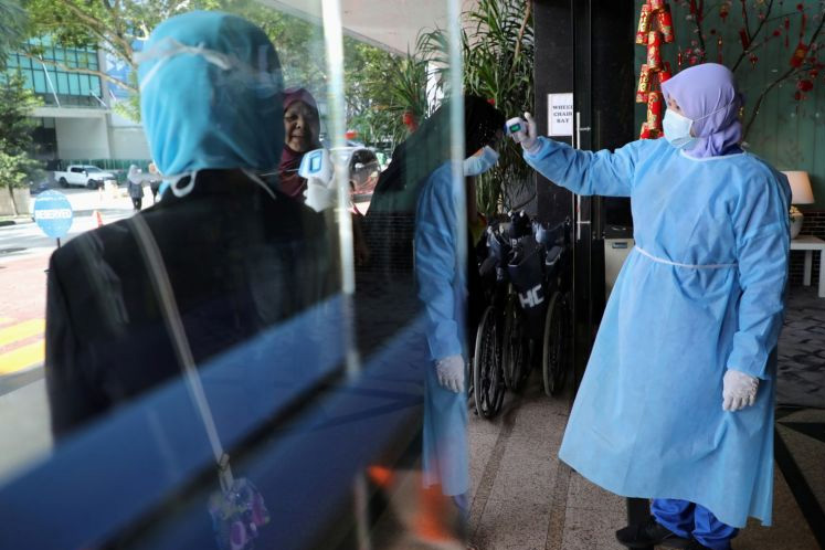 Covid-19: Malaysia's active cases drop to 344, but new cluster emerges in Sarawak