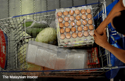 Government not to blame for price hikes, says Najib