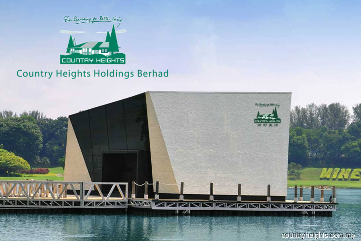Country Heights chairman to inject assets worth RM554 mil into group