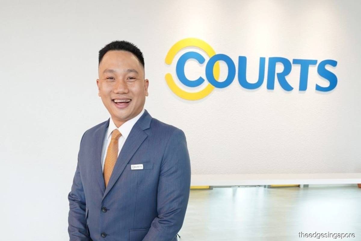 Hoang Duc Thanh Matthew, group COO of Courts Asia Limited and country CEO of Courts Singapore