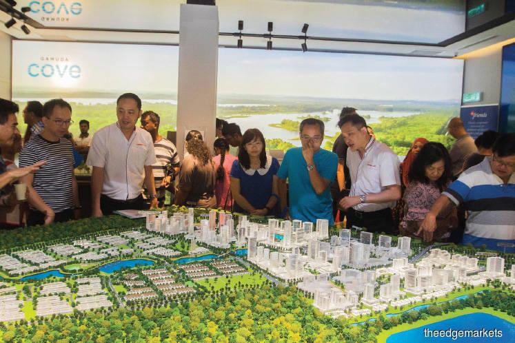 Gamuda launches Gamuda Cove Experience Gallery in Taipan USJ