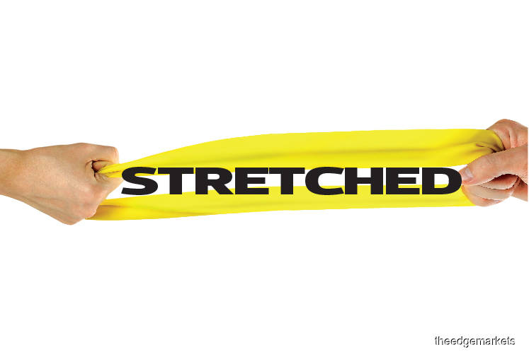 Cover Story: Stretched
