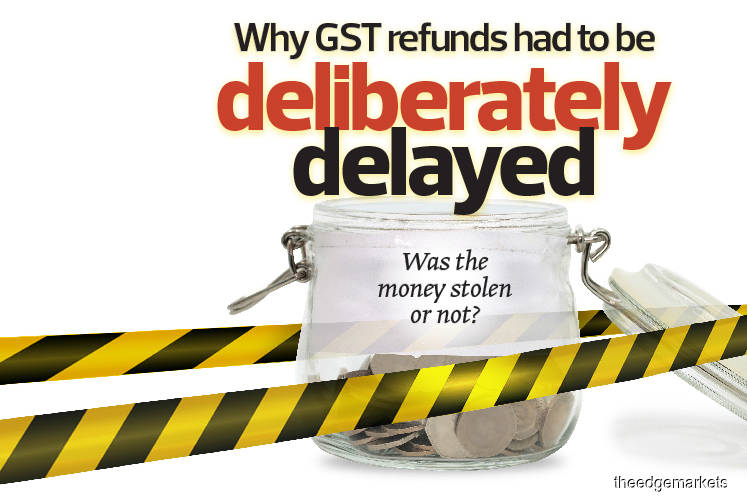 Cover Story: Why GST refunds had to be deliberately delayed