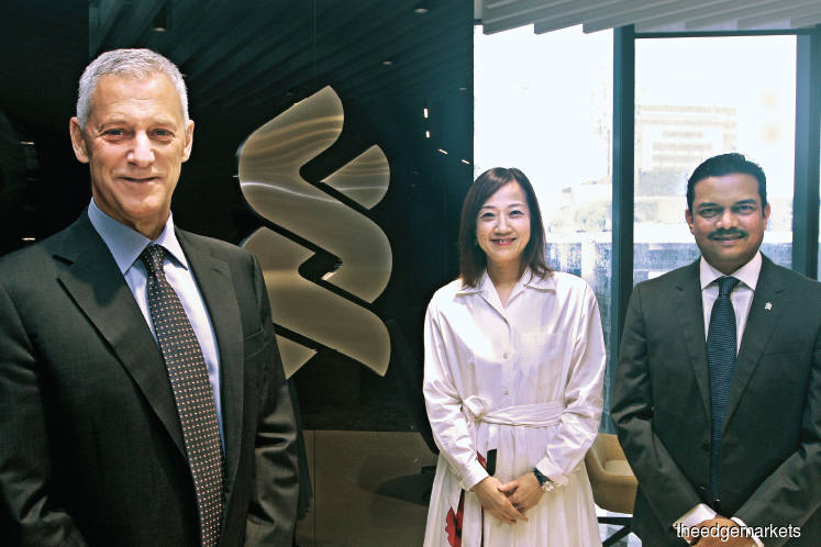 Cover Story: StanChart continues to run with Asia
