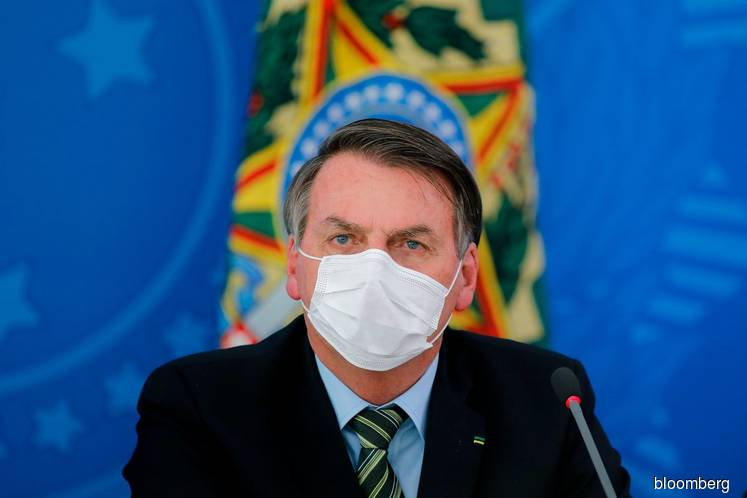 Brazil bans visitors from European, Asian countries due to virus