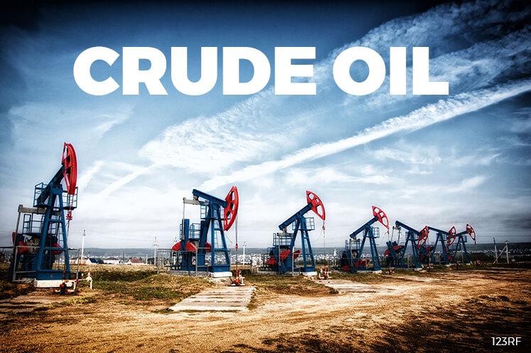 Oil prices edge up as drop in U.S. crude stocks eases glut worries