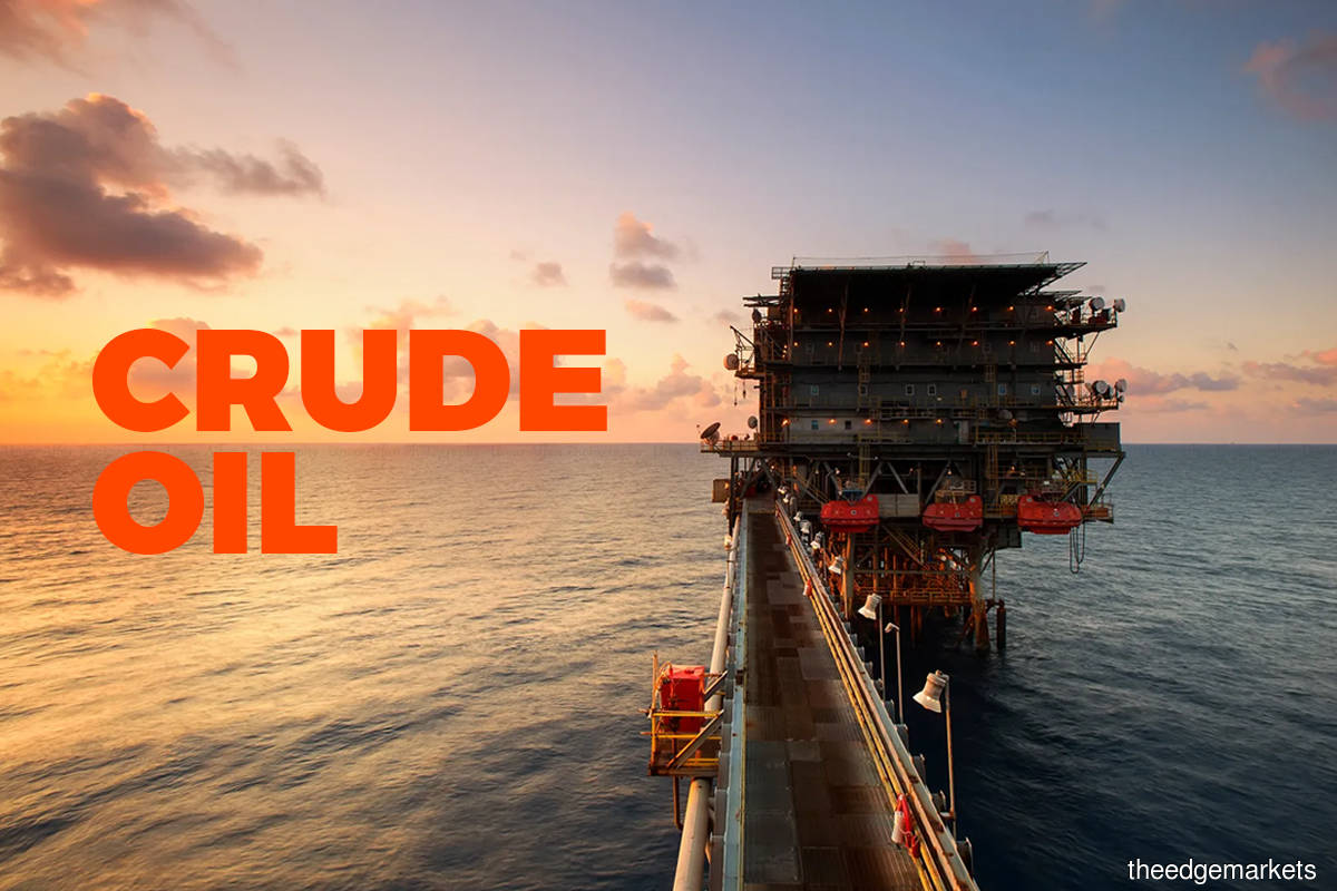 Crude oil could hit US$100 in late 2022, says oil trading giant Trafigura