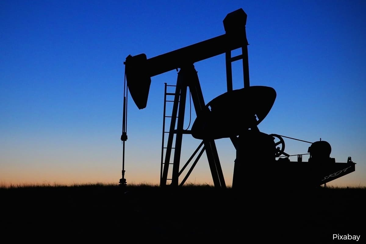 Oil steady near US$59 as Fed's Powell points to economic growth