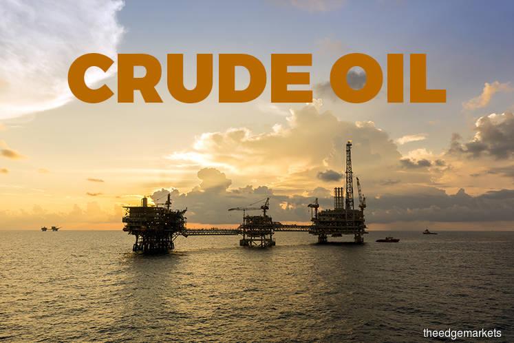 U.S. crude futures fall 2% at open