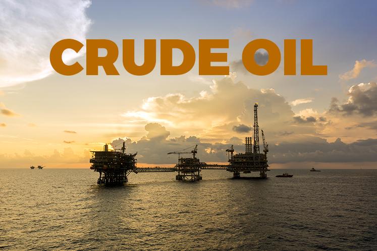 Oil falls on US-China tensions over Hong Kong