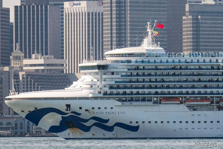 Carnival says China may be among first areas to cruise again